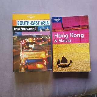 Lonely planet HK Asia