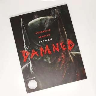 Batman: Damned (first release. uncensored)