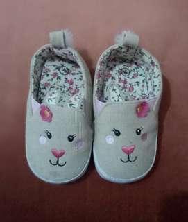 """Sepatu Bayi U/Berlatih Jalan Usia 1-3th""."