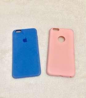 Iphone 6plus Jelly case bundle