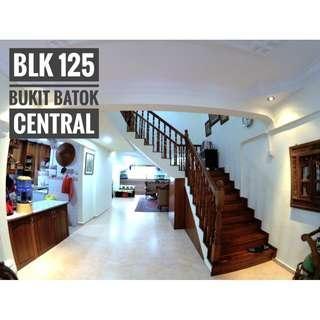 Priced reduced!! 125 Bukit Batok EM