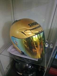 Helmet Shoei JForce 3 Gold