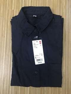 Uniqlo Oxford Long Sleeve