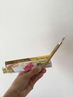 from sasa excel brow pd08 brush and highlight ONLY