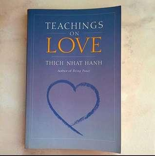Mint: Teachings On Love By Thich Nhat Hanh