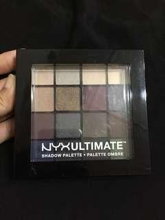 [100% Authentic] NYX Professional Makeup Ultimate Shadow Palette