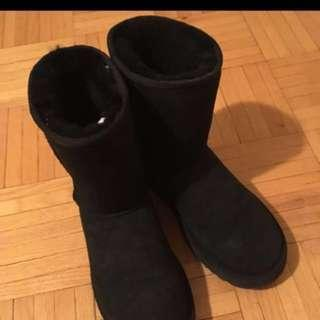 Lowest price!UGG boots size 6  ALMOST new!!