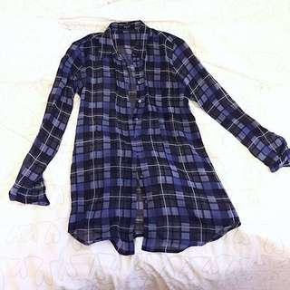 Aritzia Babaton silk blouse XXS