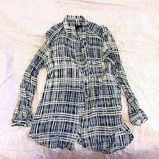 Aritzia Wilfred Free blouse XS