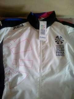 Jaket Asian Para Games 2018