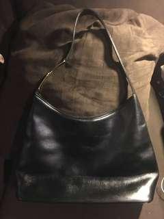 Anne Klein Black Hobo bag