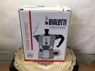 🚚 全新BIALeTTI義式咖啡壺