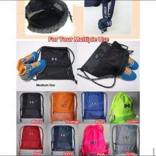 Under Amour Drawstring Bag / UA Drawstring Bag New