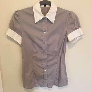 Aritzia Talula Babaton Dress Shirt