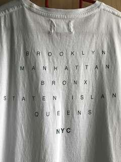 cotton on nyc graphic tee