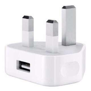 Brand NEW: Authentic Apple Earpods & Power Plugs