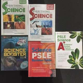 Primary science guide bk