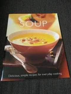 Soup recipe book
