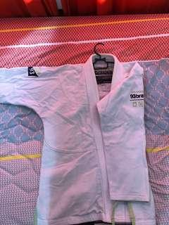 ($100 FAST DEAL TODAY) 93 Brand BJJ White GI A2 (NEGO)