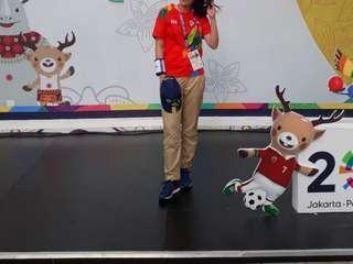 Baju Volunteer Asian Games Hadir Kembali!