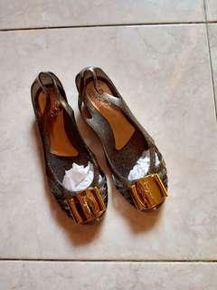 Jelly shoes salvatore feragamo size 37