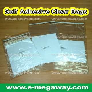 #Self-Adhesive #Adhesive #Pouch #Clothing #Garment #Underwear #Bra #Wear #Bag #Plastic #Clear #Pack #Pac #Visible #Transparent #See-through #Organizer #Snack #Food #Storage #Megaway @MegawayBags #MegawayBags #9128 #自貼袋 #收納袋 #透明 #膠袋