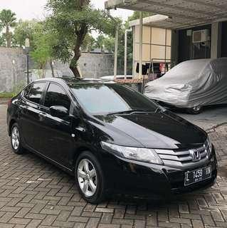 Honda All New City S Automatic pmk 2009 Hitam Mutiara