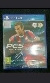 Ps4 PES 2015 GAME BRAND NEW