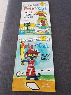 I Can Read - Pete the Cat