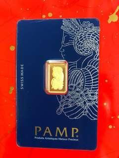 PAMP Swiss - 2.5g (999 Gold Bars) ✅✅✅