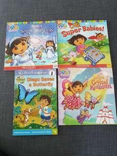 Dora & Diego Stories