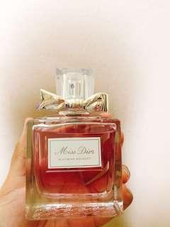 (PRICE REDUCED) Miss Dior Perfume Blooming Bouquet  EDT