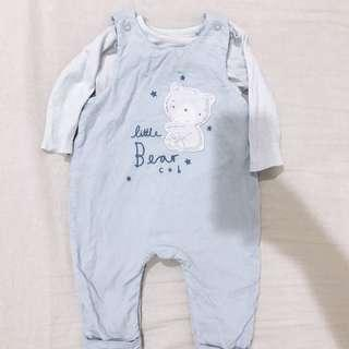Mothercare baby bear set