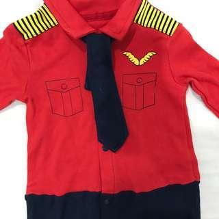 Captain romper