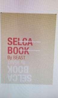 BEAST (B2ST) Selca book (photo book)