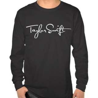 Taylor Swift Long Sleeve T-Shirt