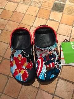 Brandnew Crocs for boys