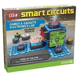 SmartLab Toys Smart Circuits Games Gadgets Electronics Lab