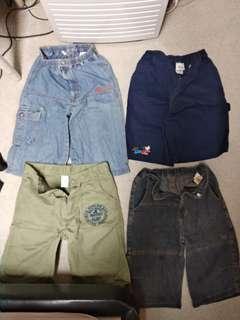 🚚 名牌短褲適合139-150