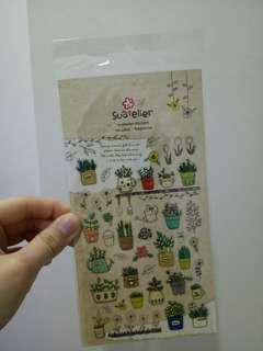 (3 for rm10) Planner Stickers