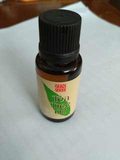 Zen zest tea tree oil 15ml