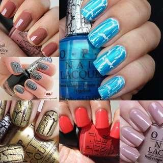 AUTHENTIC OPI Nail Lacquer