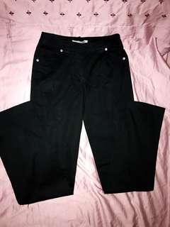 Slacks black