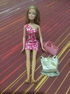 Barbie set 9