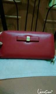 Dompet import red