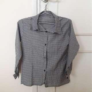 kemeja kotak checkered shirt