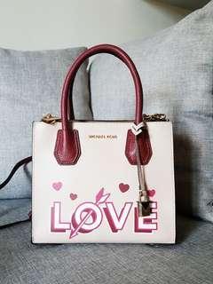 Michael Kors x Mercer Studio Love Bag
