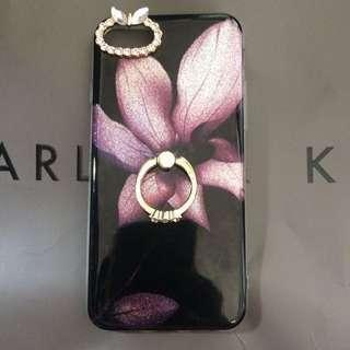 Iphone6 case w/ring