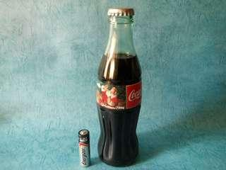 1996樽裝可口可樂,收藏版1支。