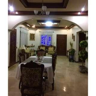 House and Lot for Sale! San Antonio Village,Las Pinas